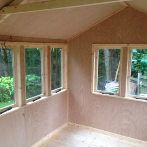 Linning and Insulation